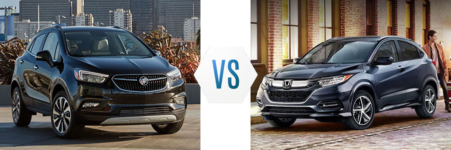 2019 Buick Encore vs Honda HR-V