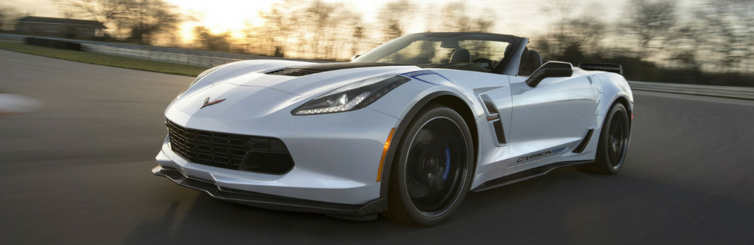 What is the Maximum Speed of the 2018 Chevrolet Corvette