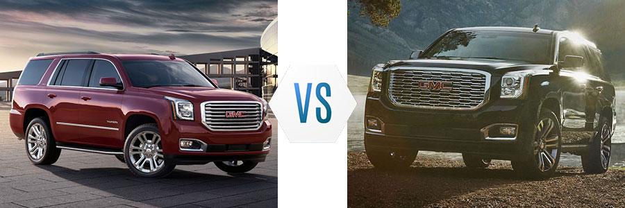 GMC Yukon vs Yukon XL