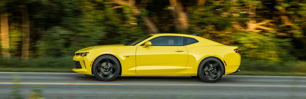 What is the Maximum Horsepower of the 2018 Chevrolet Camaro