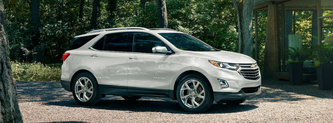 2019 Chevrolet Equinox Color Options