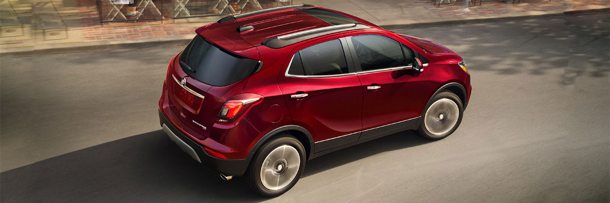 new Buick Encore