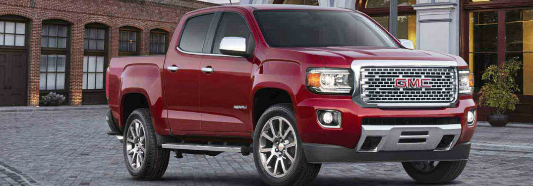 2018 GMC Canyon How Powerful is it