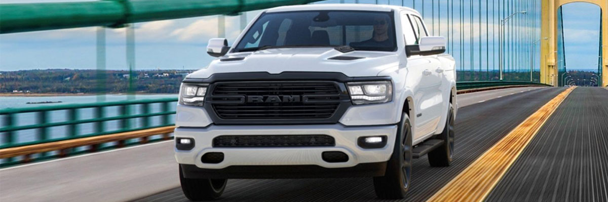 2019-2020 Ram Truck Special Editions